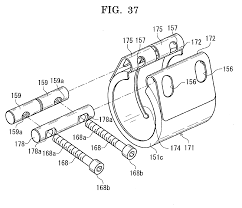 patent ep1912003a1 valve with diameter reduced joint part joint