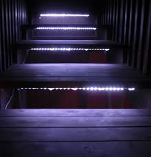 outdoor step lighting