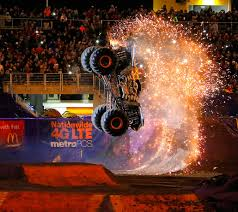 monster truck backflip videos monster jam si com