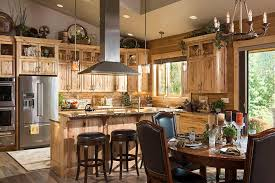 kitchen rooms photos timber and log home kitchens and dining rooms