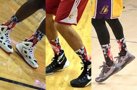 nba honors veterans with patriotic socks chris creamer s