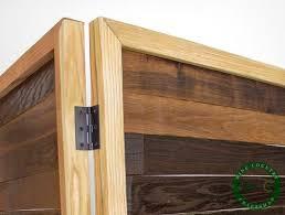 Oak Room Divider Buy A Hand Crafted Napa Pracira Multi Color Wine Barrel Oak