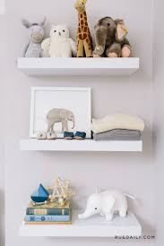 Wall Bookshelves For Nursery by The 25 Best Nursery Shelving Ideas On Pinterest Nursery Shelves