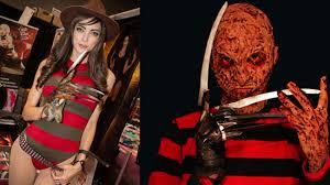 Krueger Halloween Costume 20 Freddy Krueger Nightmare Elm Street Costumes Picture