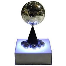 disco mirror ball centerpiece