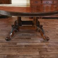 dining room gorgeous mahogany dining table with oval tabletop and