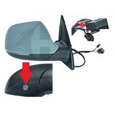 si e de rabattable retroviseur gauche rabattable pour audi q7 2009 rétroviseur conduc