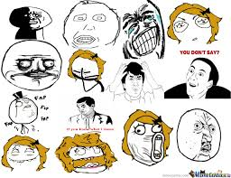 Meme Face List - all my favorite faces by sheldor19 meme center