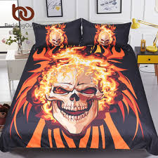 bedding outlet stores aliexpress com buy beddingoutlet angry skull bedding set king 3d