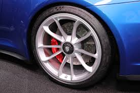 porsche 911 gt3 touring rear wheel motor trend