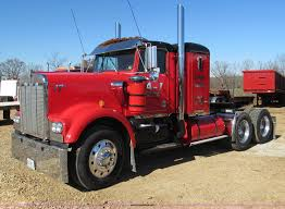 kenworth trucks for sale in houston 1981 kenworth w900 semi truck item f4677 sold tuesday d