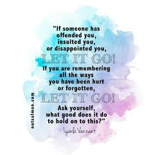 let it go let it go the daily quotes