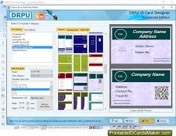 How To Make Employee Id Cards - download id cards maker software opensource software photo
