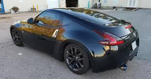nissan chrome black 370z to chrome u2013 autuko