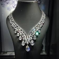 cartier diamonds necklace images 318 best cartier necklace images gemstones pearls jpg