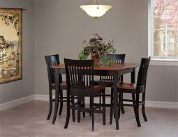 Hardwood Dining Room Furniture Hardwood Dining Room Furniture Valley View Oak Amish Creative