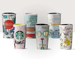 starbucks local collection celebrates favorite places starbucks