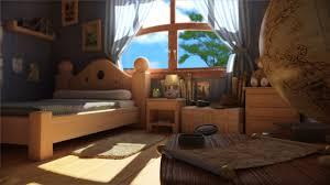 Bedroom Cartoon 3d Cartoon Room Google Search Cartoony House Interior