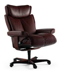 stressless magic office chair tr hayes furniture store bath