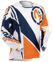jersey motocross moose racing m1 jersey motocross jerseys white blue orange