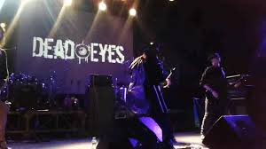 the gazette sludgy cult dead eyes cover halloween horror night