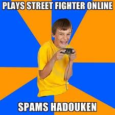 Create Memes Online - plays street fighter online spams hadouken create meme