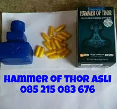 terjual obat hammer of thor asli kaskus