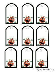 gift bag templates free printable 348 best halloween tags and printables images on pinterest