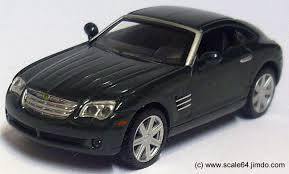 chrysler sports car chrysler crossfire model cars hobbydb