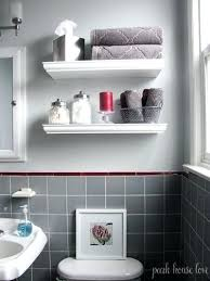 Bathroom White Shelves Bathroom Shelves White Rabotanadomu Me