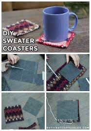 upcycle and old sweater sweater diy ct diy blog