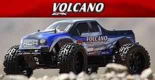 superheroes trucks car garage monster volcano epx monster truck redcat racing