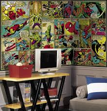 marvel classics comic panel xl wallpaper mural 10 5 x 6 wall write a review