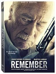 Seeking Season 3 Dvd Release Date Remember Dvd Digital Christopher Plummer Martin