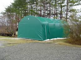 Size 2 Car Garage Cover Tech Inc Portable Garage Instant Portable Garage