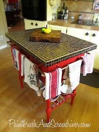 Kitchen Ideas For Small Kitchens by Best 25 Homemade Kitchen Island Ideas On Pinterest Homemade