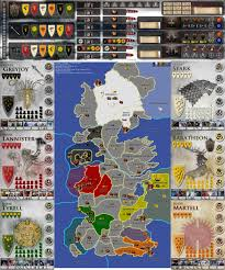 European Map Games by Agot 2ed Pbf 79 You Know Nothing Snow A Game Of Thrones The