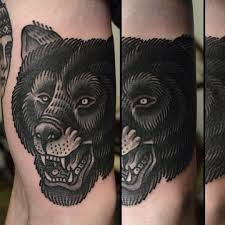 bear tattoos and designs page 237