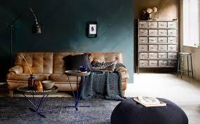 Cognac Leather Sofa by The Vintage Cognac Leather Sofa Swoon Diamonds U0026 Rust