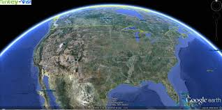 Google United States Map by United States Map