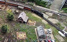 garden railroad tour big train operator magazine