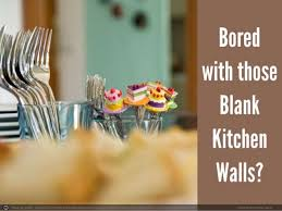 ideas for decorating kitchen walls kitchen wall decor ideas captainwalt com