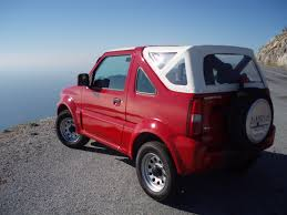 jeep suzuki jimny view of suzuki jimny 1 3 at photos video features and tuning