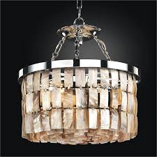 beach themed light fixtures 54 most exemplary oyster shell chandelier lighting with project week