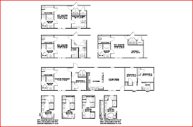 double wide floor plans bedroom ideas including 4 single images gallery of charming 4 bedroom single wide floor plans with bath mobile home trends picture