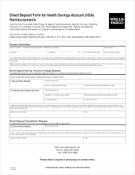 wells fargo direct deposit authorization form 44244603 png pay