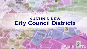 Austin City Council District Map by Building Atx Buildingatx Exclusive City Council District Map