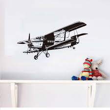 compare prices on aviation wall stickers online shopping buy low wholesale military aviation airplane diy vinyl wall stickers for boys bedroom air force decal for baby
