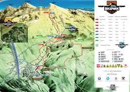 Sierra Nevada Mountains Map Sierra Nevada Bike Park Adventure Activities And Long Week Ends