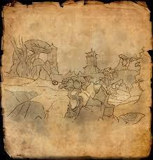 Khenarthi S Roost Treasure Map 1 Treasure Map 4 Skyrim Eso Glenumbra Treasure Map Locations Guide